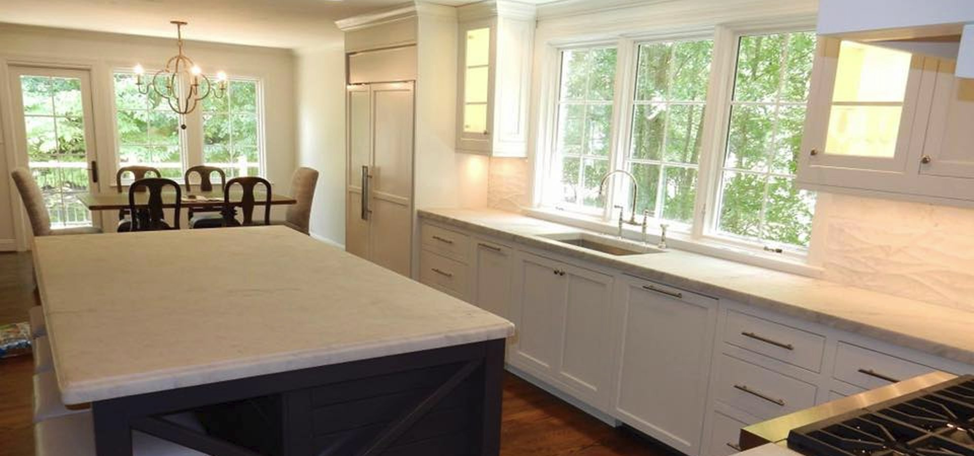 Rts construction home remodeling kitchen remodel for Bathroom builders birmingham